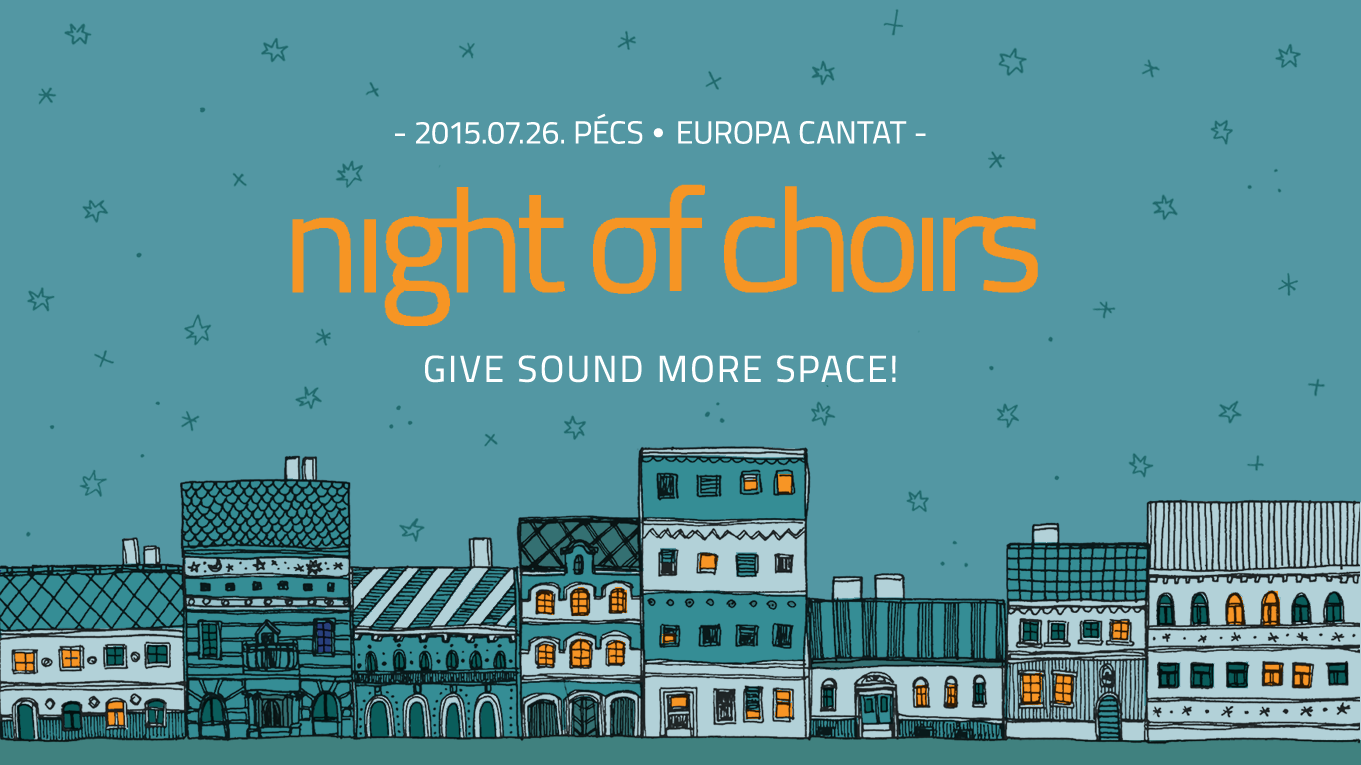 Night of Choirs 2015 Pécs