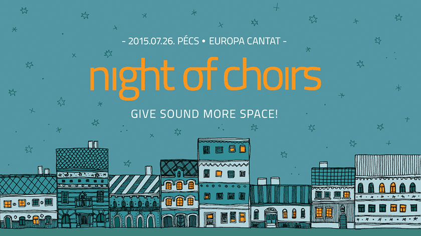 Night of Choirs 2015 Pécs