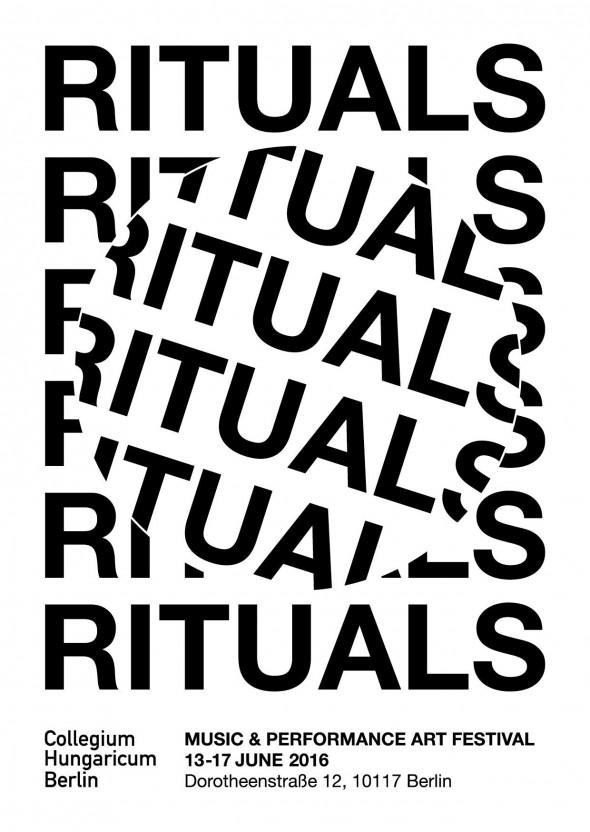 Rituals - Music & Performance Art Festival